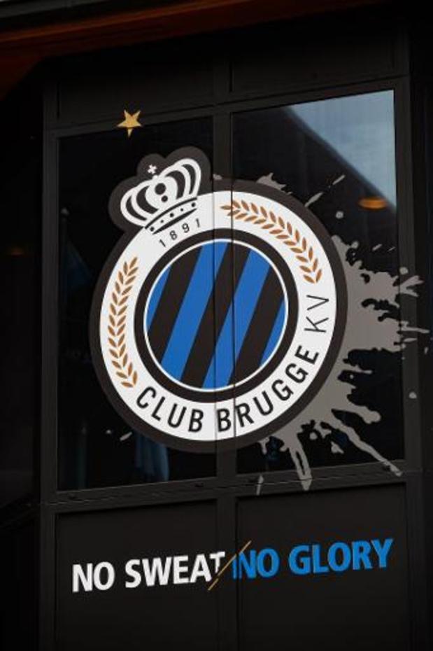 Coronavirus - Le Club Bruges premier club de football belge à vendre des masques pour la bonne cause