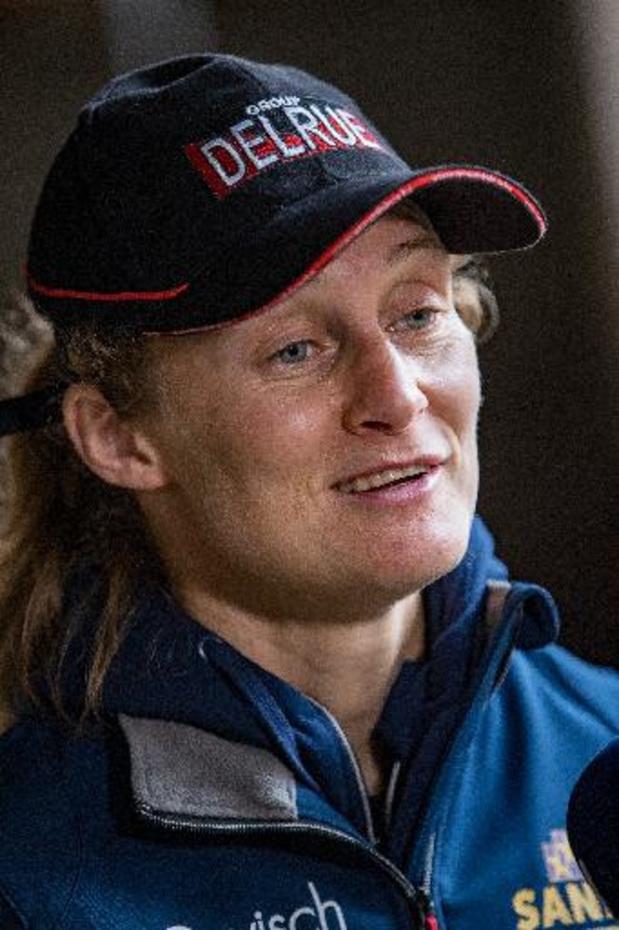 """Delfine Persoon: """"un titre mondial serait une belle revanche de l'échec olympique"""""""