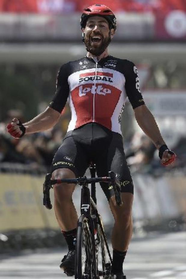 Lotto Soudal trekt met vier Belgen naar Ronde van Italië