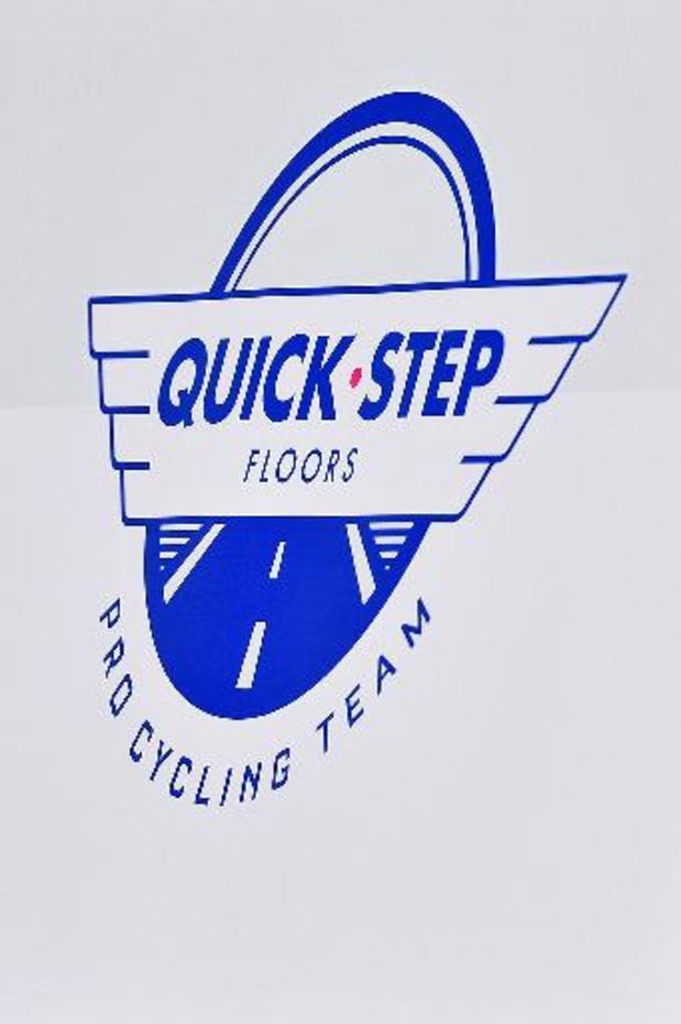 L'entreprise Renson, cosponsor de l'équipe Quick Step pour les quatre prochaines années