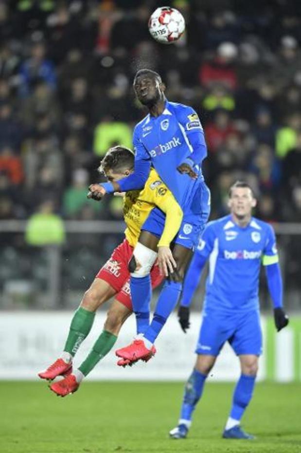 Racing Genk neemt Eboue Kouassi definitief over van Celtic Glasgow