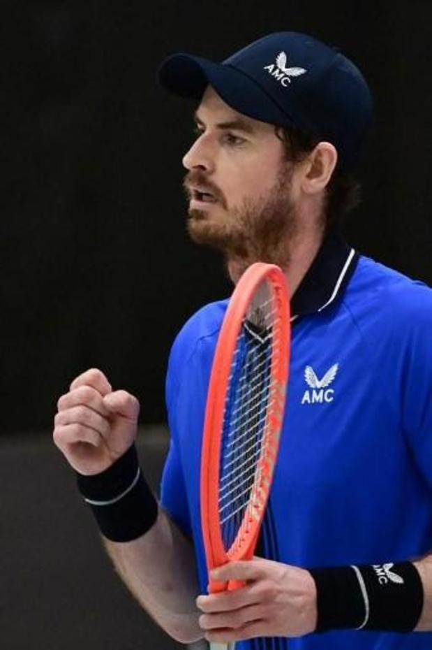 Challenger Biella - Andy Murray verliest finale van Italiaans Challengertoernooi