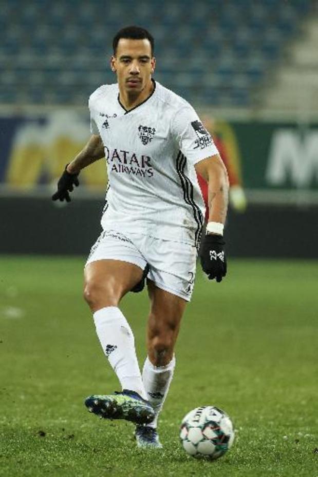 Cercle Brugge huurt Senna Miangue van Cagliari