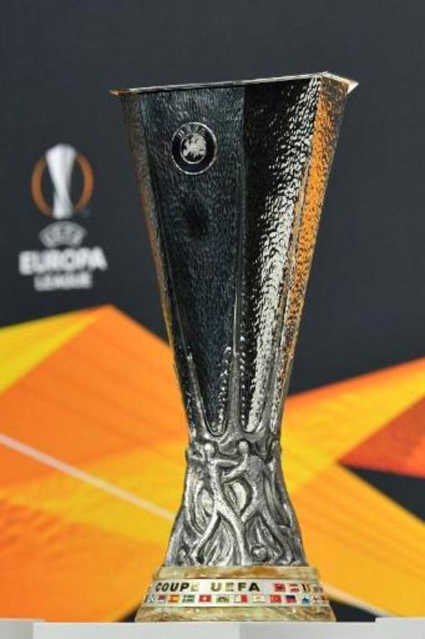 Le 16e de finale aller entre Benfica et Arsenal se jouera à Rome
