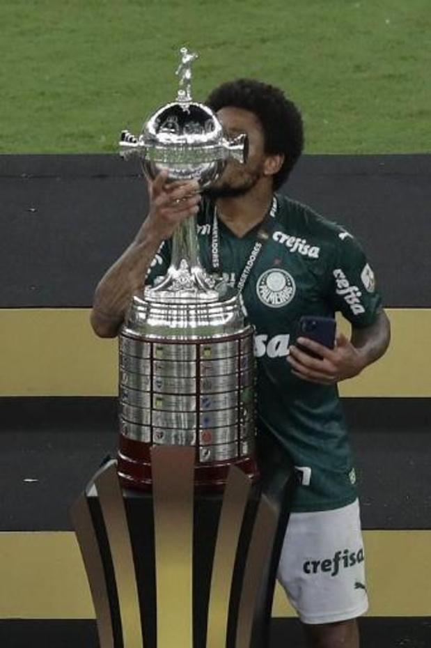 Copa Libertadores - Palmeiras verslaat Santos in finale dankzij goal in blessuretijd