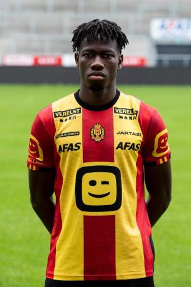 Issa Kaboré acheté par Manchester City mais reste à Malines en prêt