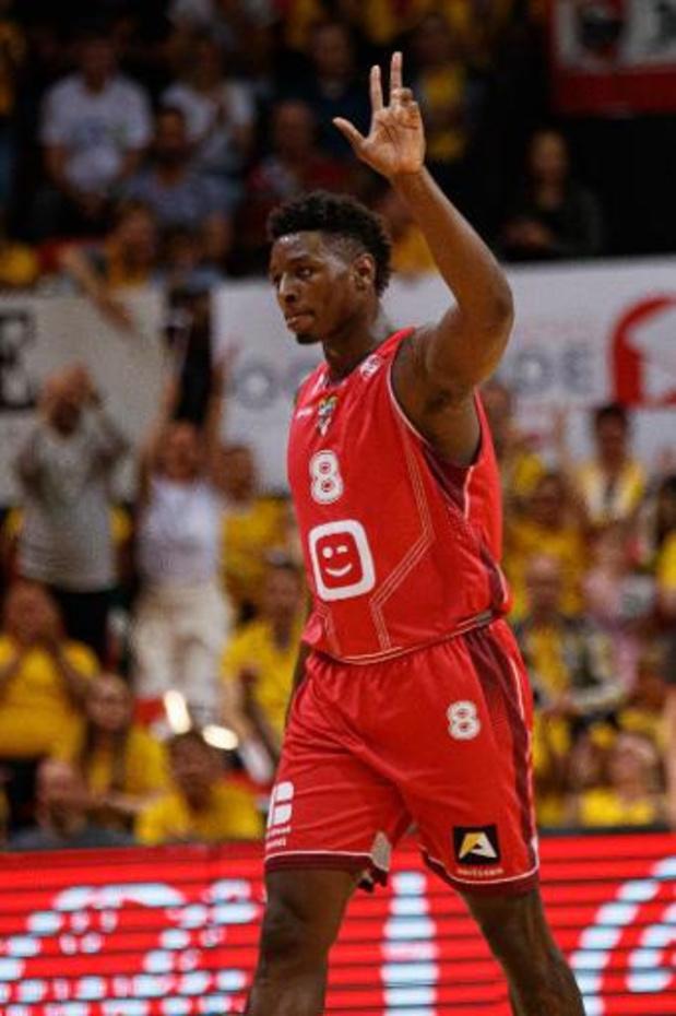 NBA - Jae'Sean Tate (ex-Antwerp Giants) ondertekent contract bij Houston Rockets