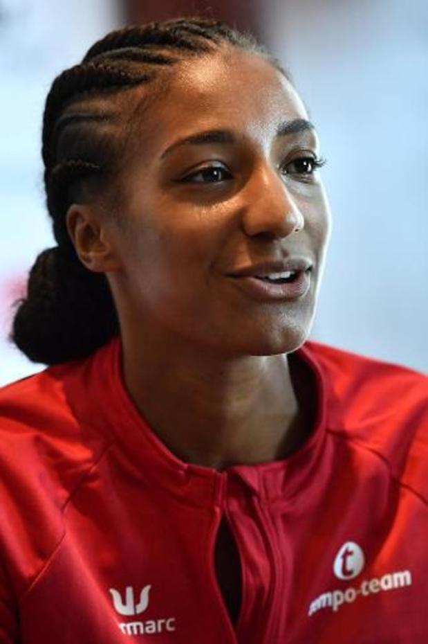 Nafissatou Thiam repart à la conquête d'un nouveau titre mondial à l'heptathlon