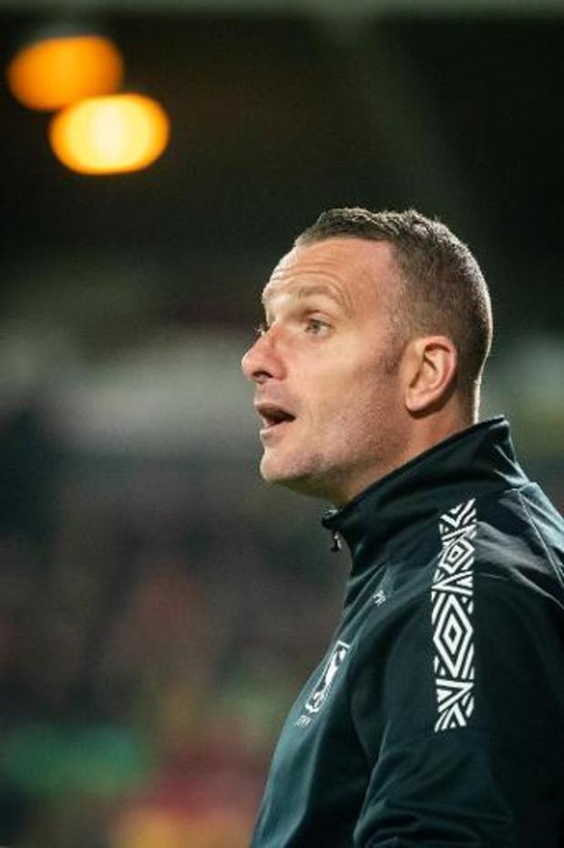 Waasland-Beveren stelt Nicky Hayen aan als coach