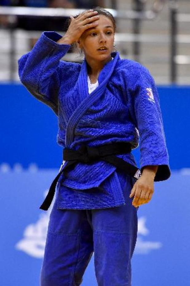 Mina Libeer (-57 kg) se classe 5e après avoir perdu son combat pour le bronze