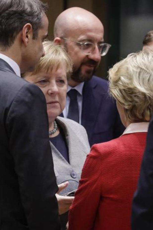 """""""We hebben meer tijd nodig voor akkoord over EU-begroting"""""""