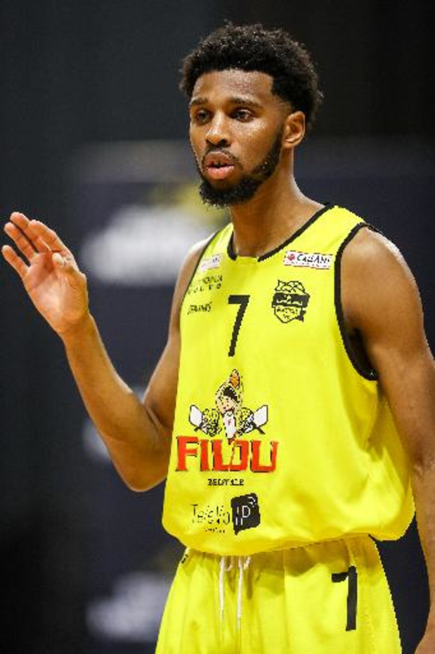 Euromillions Basket League - Ostende prend seul la tête du championnat