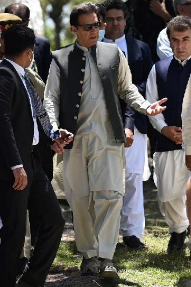 """Islamabad mène des pourparlers de """"paix"""" avec les talibans du Pakistan"""
