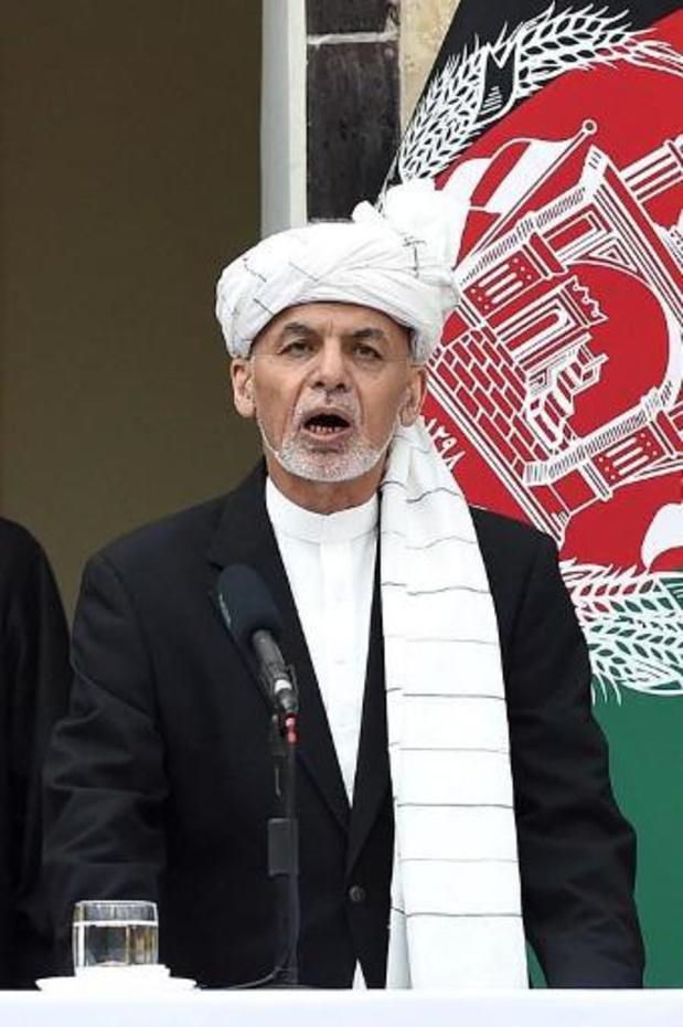 """Le président afghan s'engage à """"accélérer"""" la libération de prisonniers talibans"""