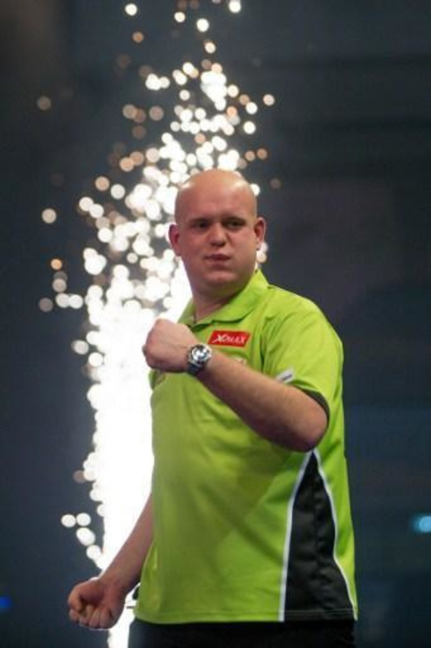 World Grand Prix darts - Michael van Gerwen verlengt titel