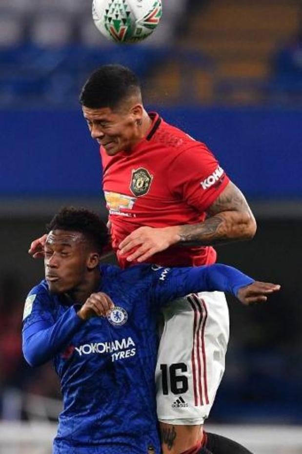 Coronavirus - Manchester United roept Marcos Rojo op het matje