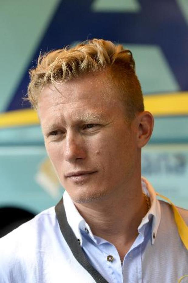 Astana confirme la mise à l'écart d'Alexandre Vinokourov