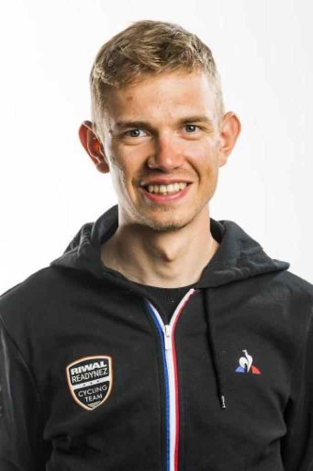 Une nouvelle arrivée chez Lotto Soudal, le Danois Andreas Kron, 22 ans