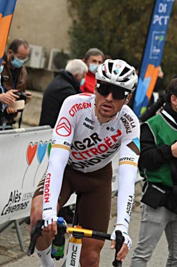 Etoile de Bessèges - Greg Van Avermaet satisfait de sa condition
