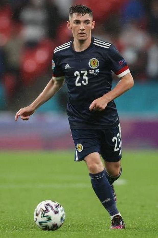EK 2020 - Schotse youngster Billy Gilmour is Man van de Match in Engeland-Schotland