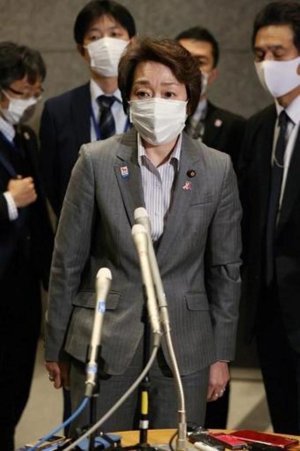 """Seiko Hashimoto, 56 ans, nouvelle patronne des JO, chargée de faire de Tokyo """"un succès"""""""