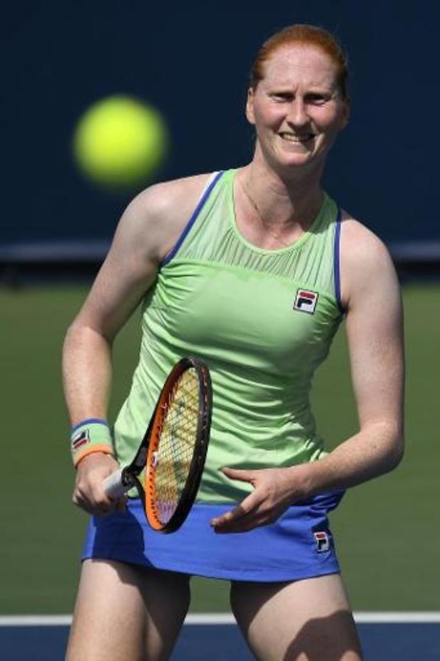 Alison Van Uytvanck qualifiée aisément pour le deuxième tour