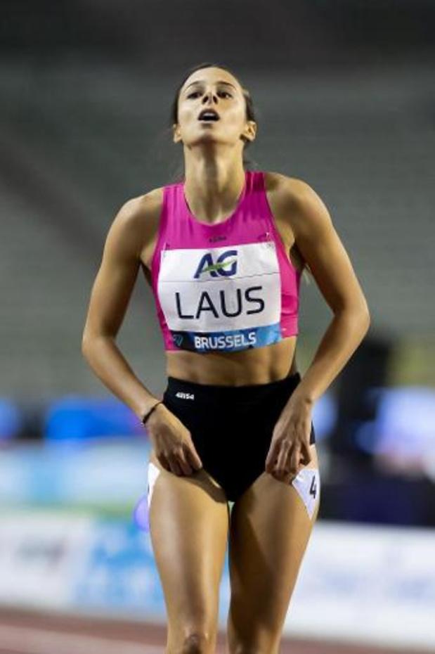 """Mémorial Van Damme - Camille Laus: """"Heureuse d'avoir couru au Van Damme, mais je pouvais faire mieux"""""""