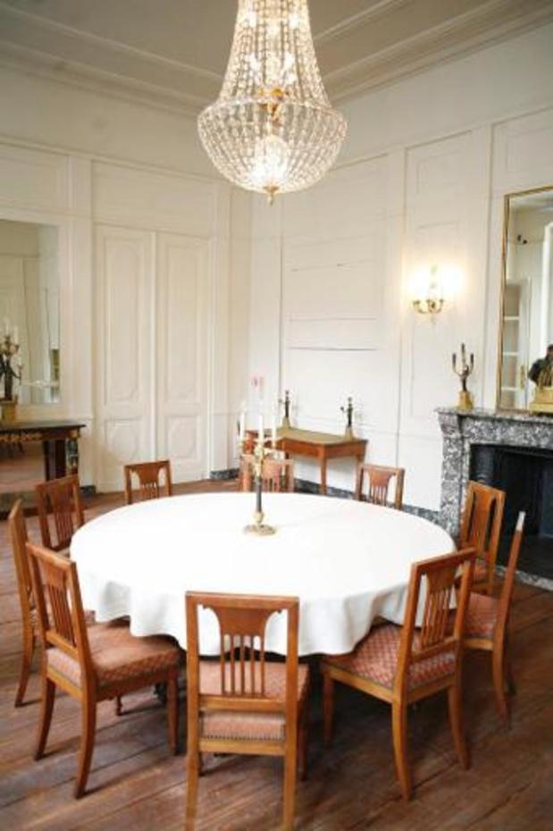 Antwerps Paleis op de Meir opent uitzonderlijk enkele weken voor publiek