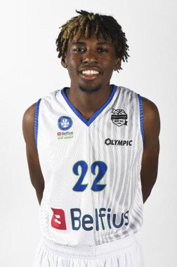 Joël Ekamba, seul Belge inscrit pour la draft 2020