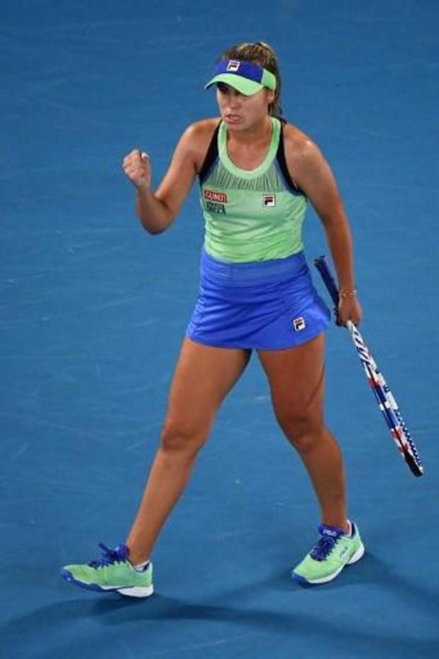 Sofia Kenin renverse Garbine Muguruza en finale à Melbourne