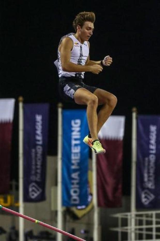 Armand Duplantis et Yulimar Rojas élus athlètes de l'année