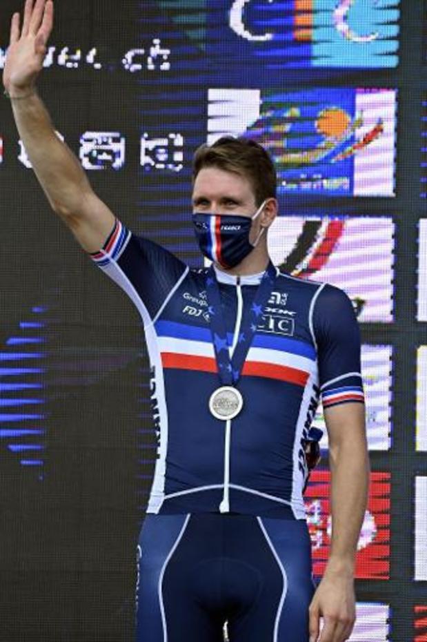 Arnaud Démare sprint opnieuw naar zege in Ronde van Poitou-Charentes