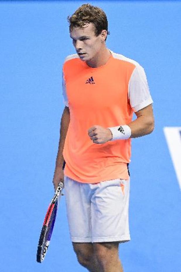 Challenger de Majorque - Michael Geerts en demi-finales du Rafa Nadal Open