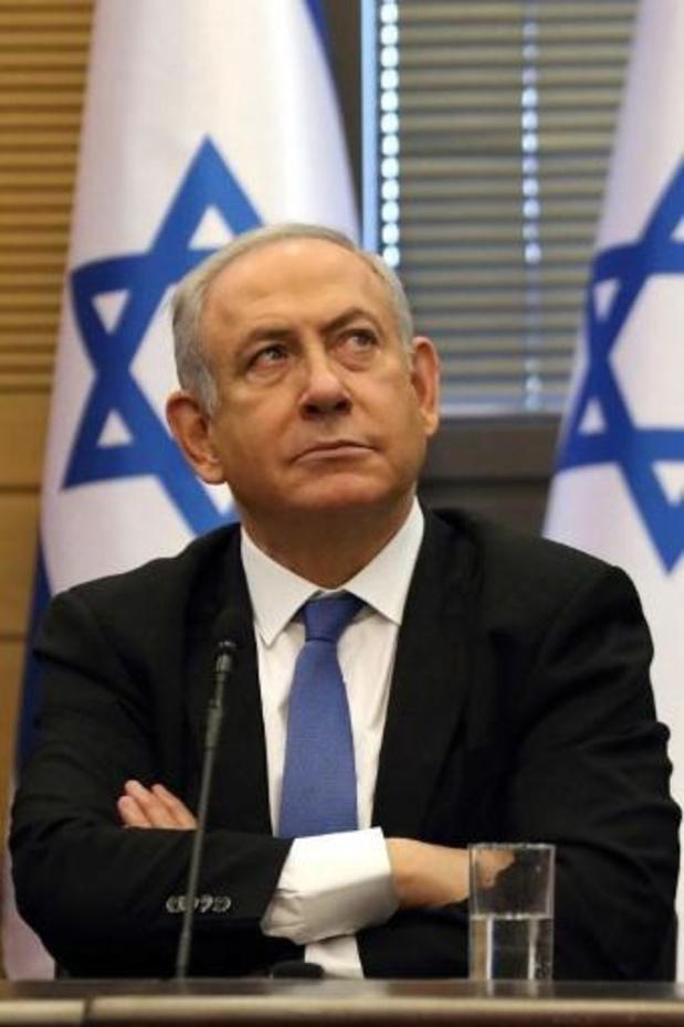 Regeringspartners blijven achter Israëlische premier Netanyahu staan