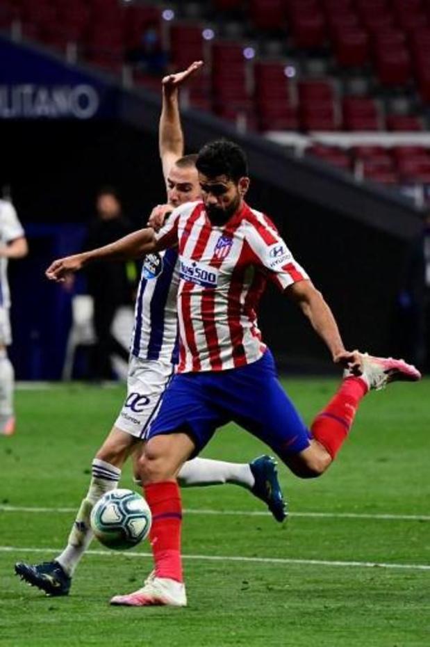 Coronavirus - Atletico Madrid: Costa et Arias mis en quarantaine