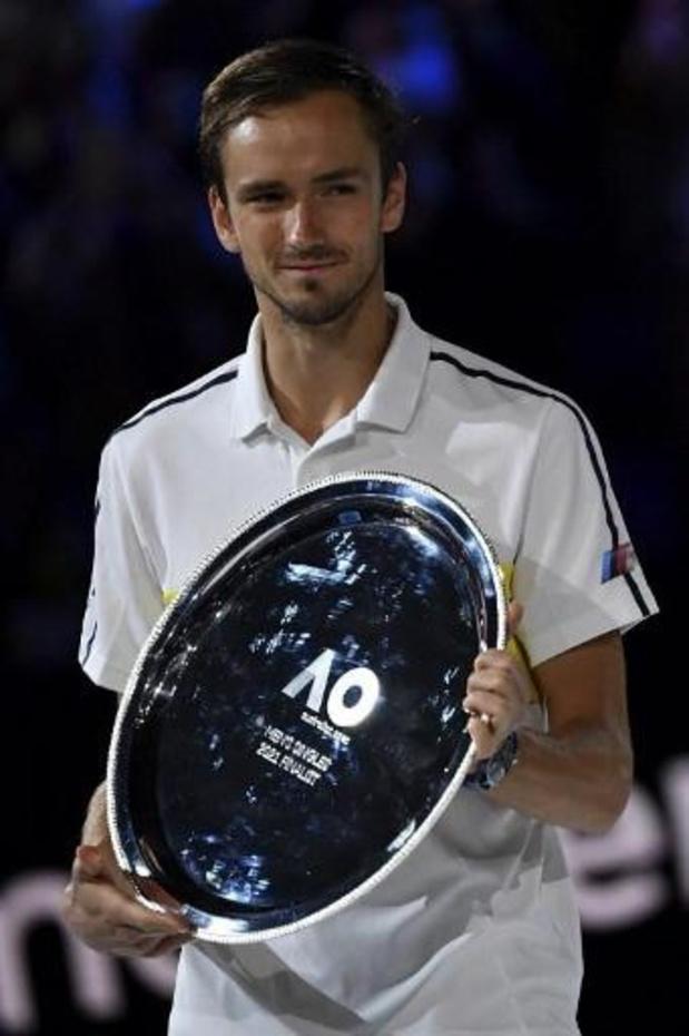 Classement ATP - Medvedev va devenir 2e du classement ATP, mettant fin à l'hégémonie du 'Big Four'