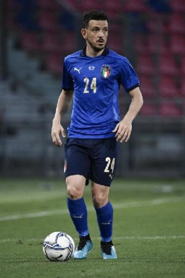 Euro 2020 - Italie: Alessandro Florenzi a repris les entraînements de groupe