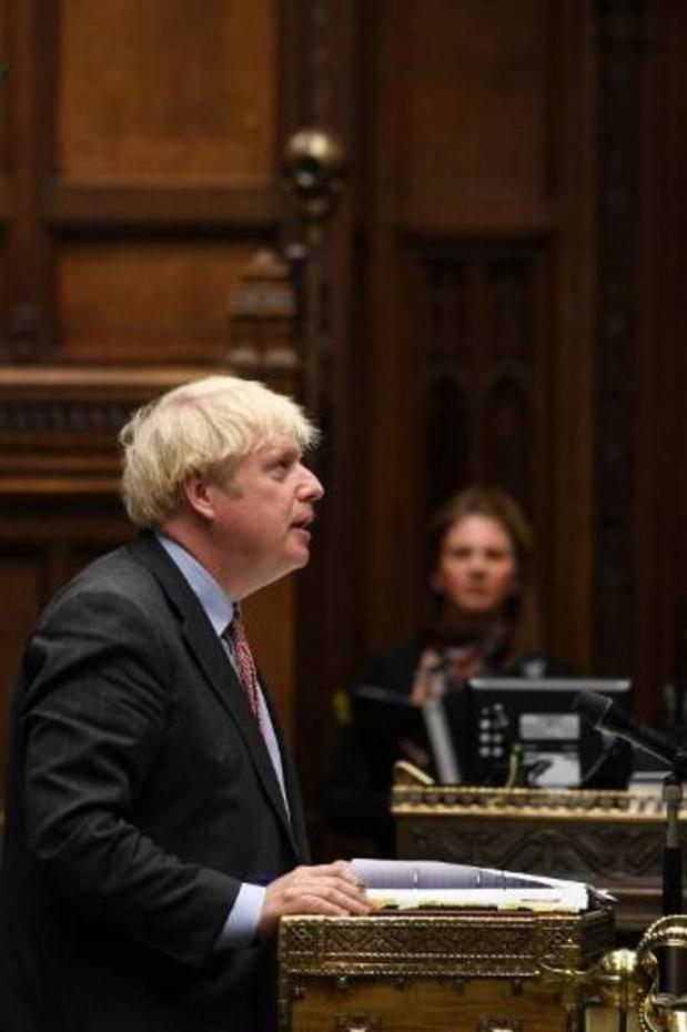 """Brexit - Boris Johnson se dit """"assez optimiste"""" en vue d'un accord"""