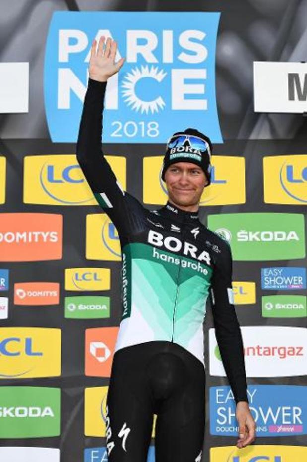 Tour de Burgos: Felix Grossschartner (BORA-hansgrohe) surprend les favoris dans la 1ère étape