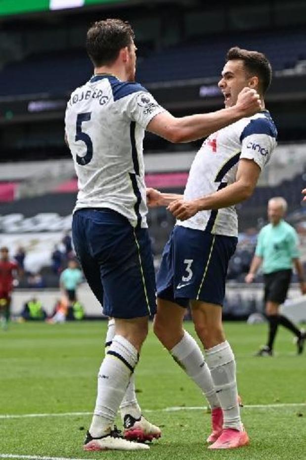 Tottenham wipt dankzij zege tegen Wolverhampton naar zesde plaats
