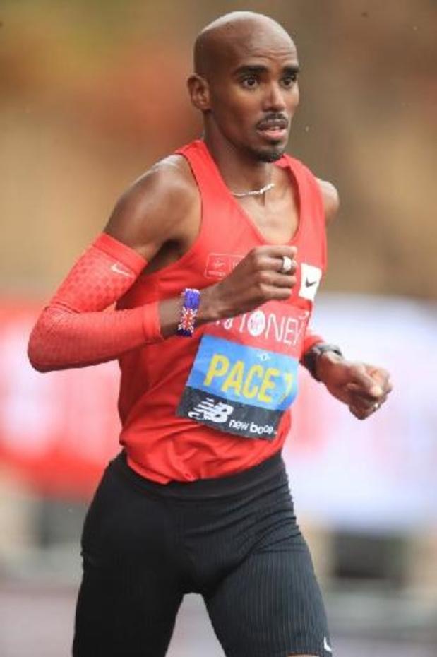 Mo Farah maakt langverwachte rentree op 10.000 meter in aanloop naar Olympische Spelen