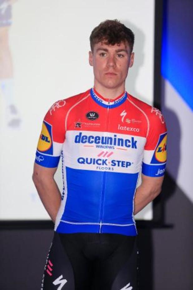 Fabio Jakobsen gagne la première étape du Tour d'Algarve