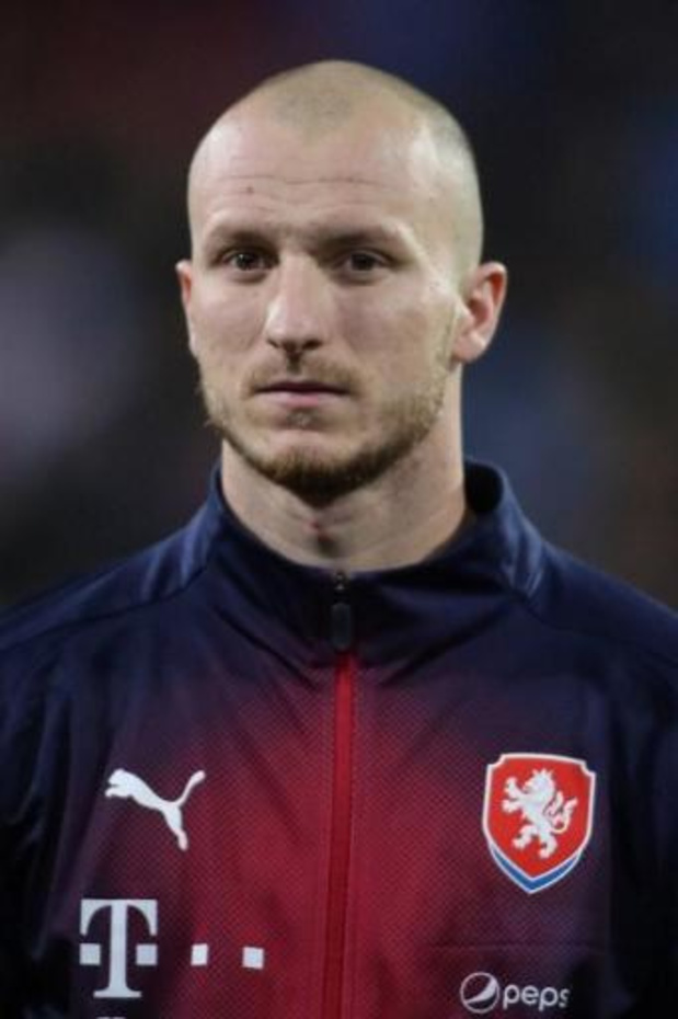 Jupiler Pro League - Club Brugge strikt Tsjechische spits Michael Krmencik