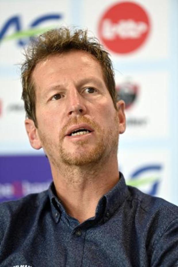 Rik Verbrugghe nommé manager sportif d'Israel Start-Up Nation