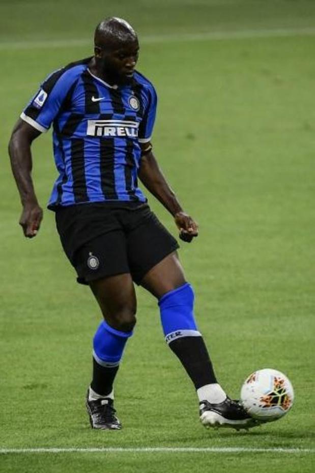 Les Belges à l'étranger - Romelu Lukaku marque son 19e but mais l'Inter est accroché par Sassuolo