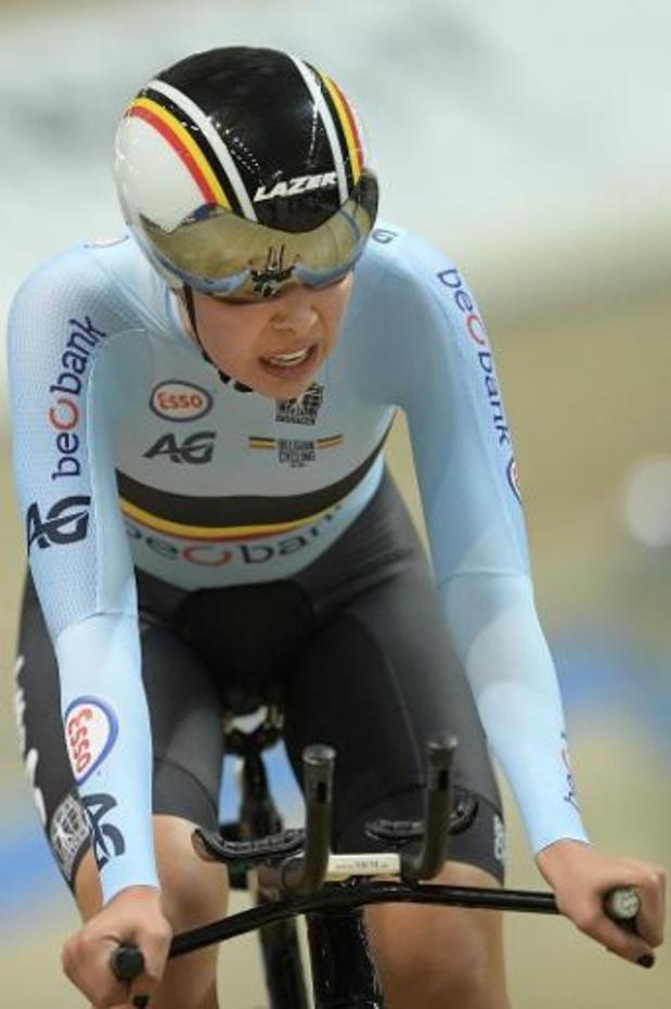 Hannah Ludwig prolonge son titre chez les espoirs, Bossuyt cinquième