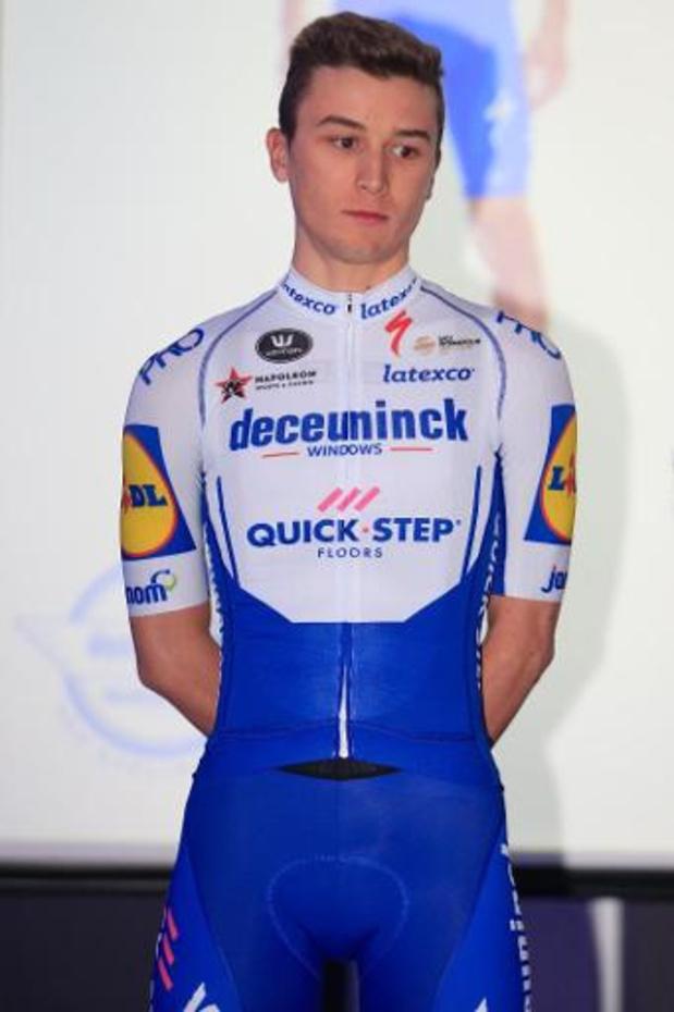 Tour de l'Ain: première victoire chez les pros pour Andrea Bagioli