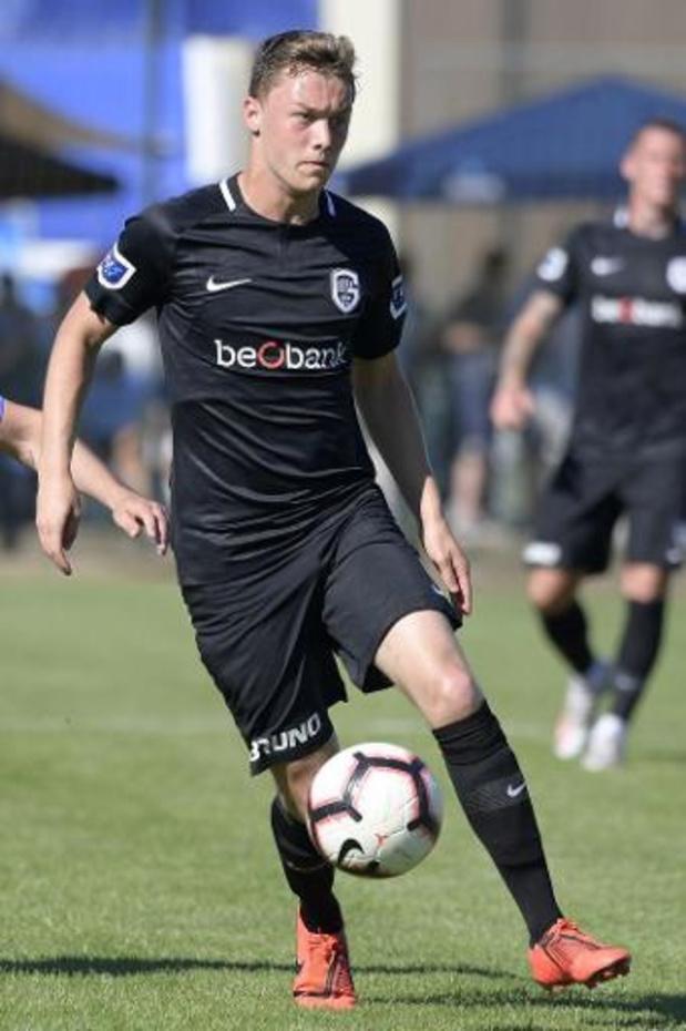 UEFA Youth League - Jonkies van Genk rapen puntje tegen Salzburg