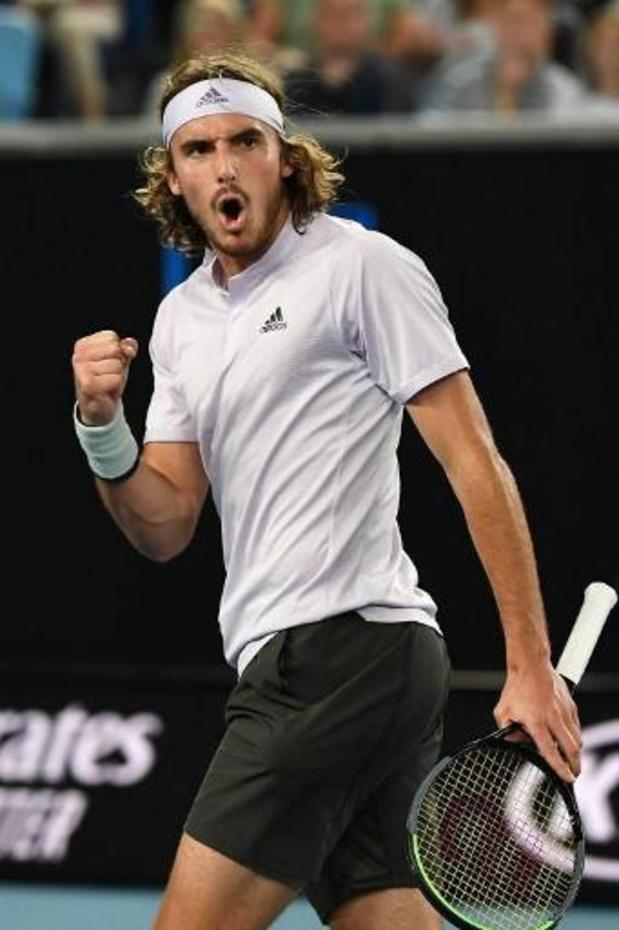 ATP Marseille - Tsitsipas défendra son titre contre Auger-Aliassime dimanche en finale