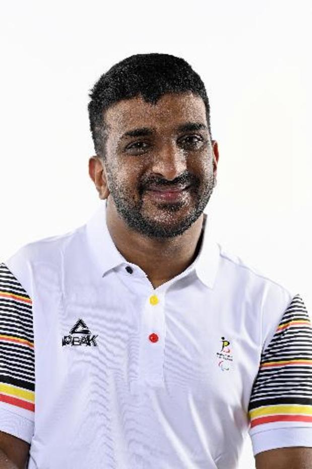 Paralympische Spelen - Bocciaspeler Francis Rombouts verliest eerste groepsmatch
